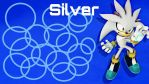 Silver Wallpaper by LostCrystal