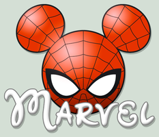 A new logo for Marvel? by thejagman22