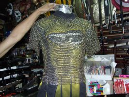 Chain mail Armor by piojote