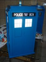 Tardis 1/6 by Hardreplic