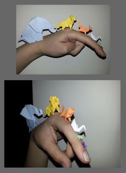 Paper (food) chain by Desert-Lilly