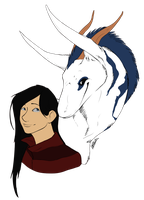 Raine and Lailee by Susiron