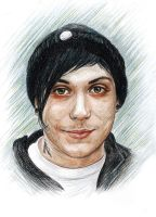 Mr. Iero by StarlightShimmers