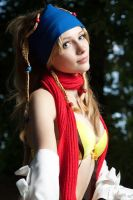Rikku by TheIdeaFix