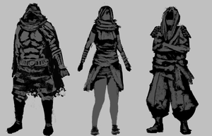 Character Concept by arskuma