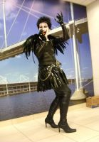 Ryuk Cosplay I by BloodMermaid