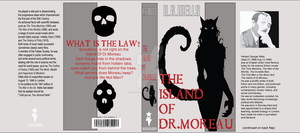 Island Of Dr.Moreau Book Cover by ragzdandelion