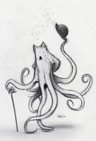 Charlie the Octopus by RobtheDoodler