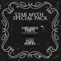 { Stars Myth | Special Pack } by MysteriousTemptress