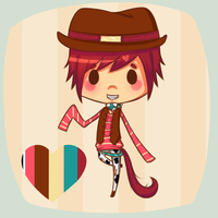 CLOSED Cowboy Auction ovo by Tochi-Adopts