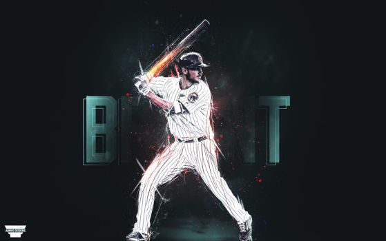 Kris Bryant Wallpaper by AMMSDesings