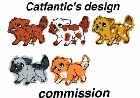 :: COM :: catfanatic's design commission by TheClansOf-TheValley