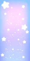 Starry Galaxy Custom Box BG by RinggoNami-hime