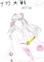 Sakura Taisen by Starshadow108