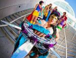 SuperHero Disney Princesses 4 by Vampire--Kitten