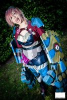 Vi Cosplay League of Legends : BOOM BABY! by AxelTakahashiVIII