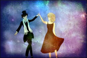 11th and River Song dancing by Coze0x0