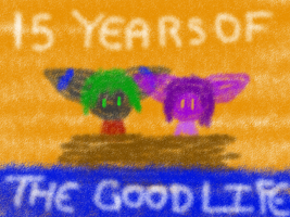 15 years of the good life by Latia-Azure