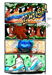_/\.:Sonic in Comics:./\_ PAGE 1 (Intro) by sonicmaurice