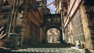 AlleyWay Render by AhmadTurk