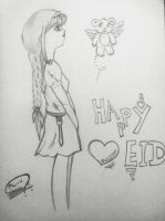 Happy Eid by B-Injection