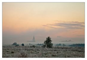 Morning Fog 1 by Geert1845