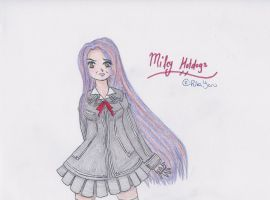 .:Commission:. Vampire Knight- Miley by RikaYoru