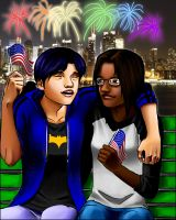 Happy 4th of July! by EclecticNinja