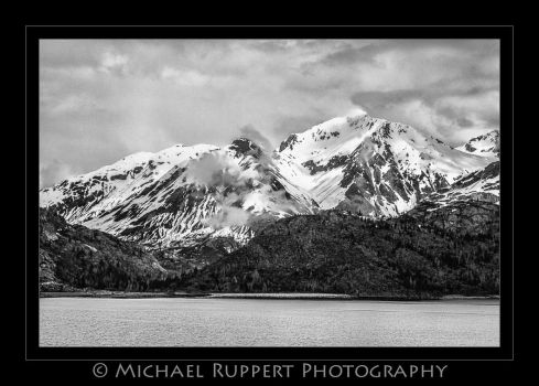 Alaskan Mountains 1 by Mikeanike1123