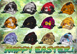 Happy Easter 2010 by ThorinFrostclaw