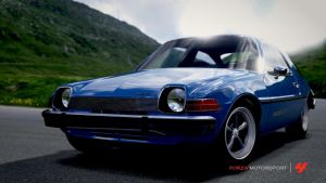 Forza 4 - AMC Pacer by RyoFox630