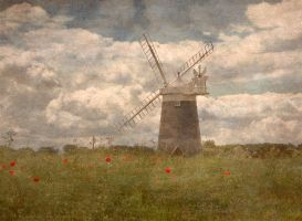 Burnham Windmill by grbush