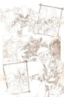 STH 247 page 17 PENCILS by EvanStanley