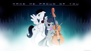 Make me proud of you by romus91