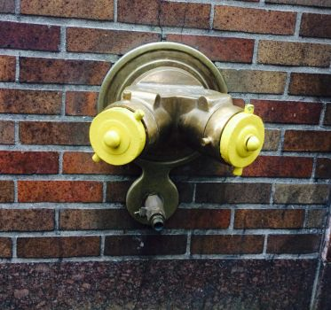 Hydrant faces. by amzwu