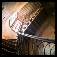 staircase by malanski