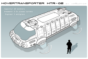 HoverTransporter HTR-02 by vpRaptor