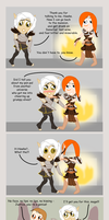 DAII: The Ultimate Rivalry by NorroenDyrd