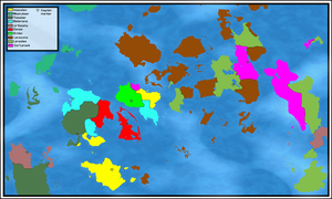 Leraco(world)Nations view by tomren