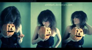 witches,magic and one pumpkin by antiMark