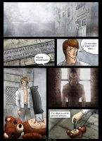 Silent Hill comic book part 4 by ThoRCX