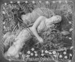Fallen Ophelia by CaroleHumphreys
