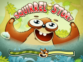 squirrel story splash by VVVp