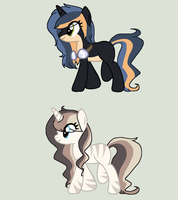 Designs~ by Rainbow-ninja-adopts