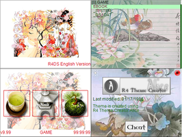 NDS Theme: Sakura Blossoms by winter-fall