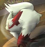 Pokemon: Zangoose by mark331