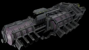 EVE online Ship Contest2 by Hoxolotl