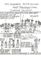 Irrational Sensitivity! by WarnerRepublic