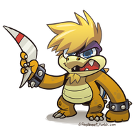 Koopa Dave by SupaCrikeyDave