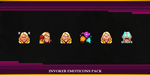 Invoker Emoticons Pack by taipoh
